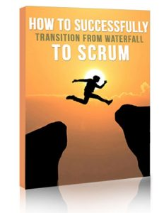 waterfell to scrum ebook