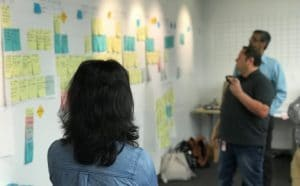 become a better agile coach by taking notes