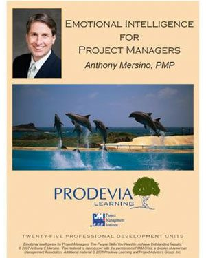 Prodevia Emotional Intelligence for Project Managers Distance Learning