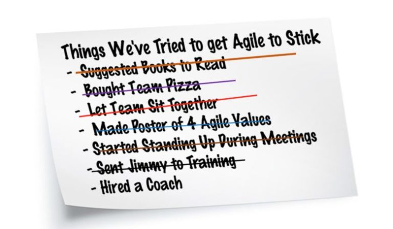 Indications it is time to hire an agile coach