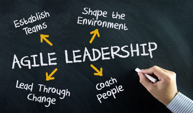 The Role of the Agile Transformation Leader