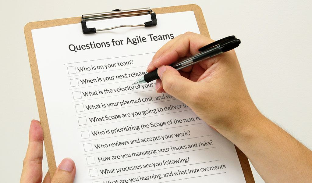 10 Questions an Agile PMO Should Ask Agile Teams