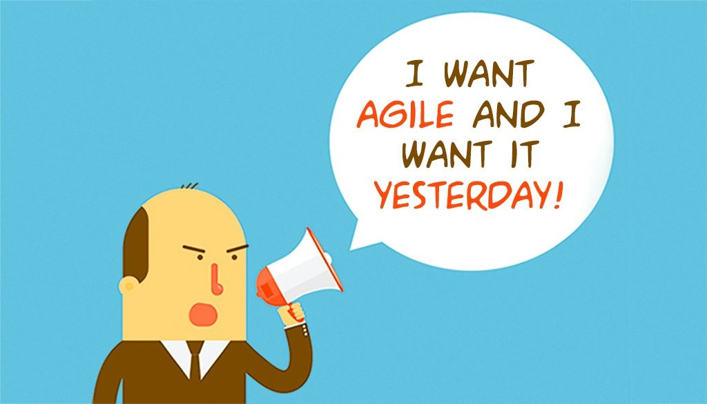 Company Culture is an Agile Transformation Challenge
