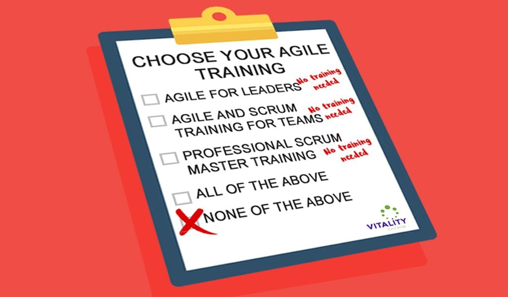 Yes You Really Do Need to Invest in Agile & Scrum Training – Here's Why