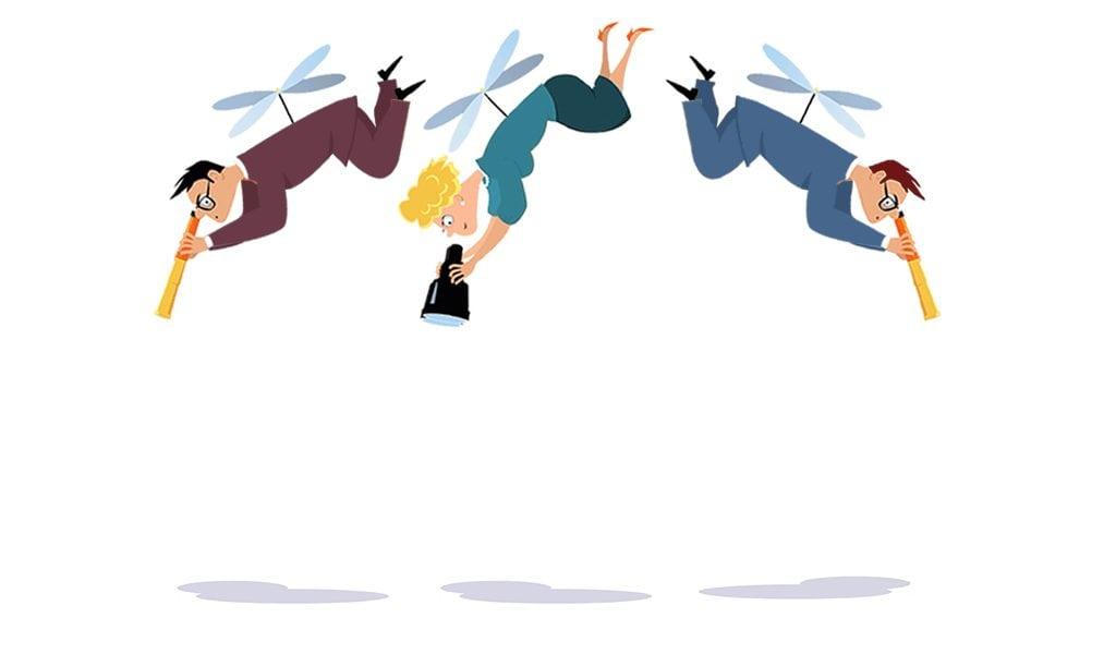 Stop Hovering Over Your High Performing Teams