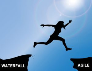 Read more about the article How to Successfully Transition from Waterfall to Scrum