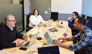 Highland Solutions Team moved from Waterfall to Scrum Framework