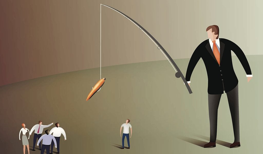 Motivate Agile Teams with Carrot and Stick