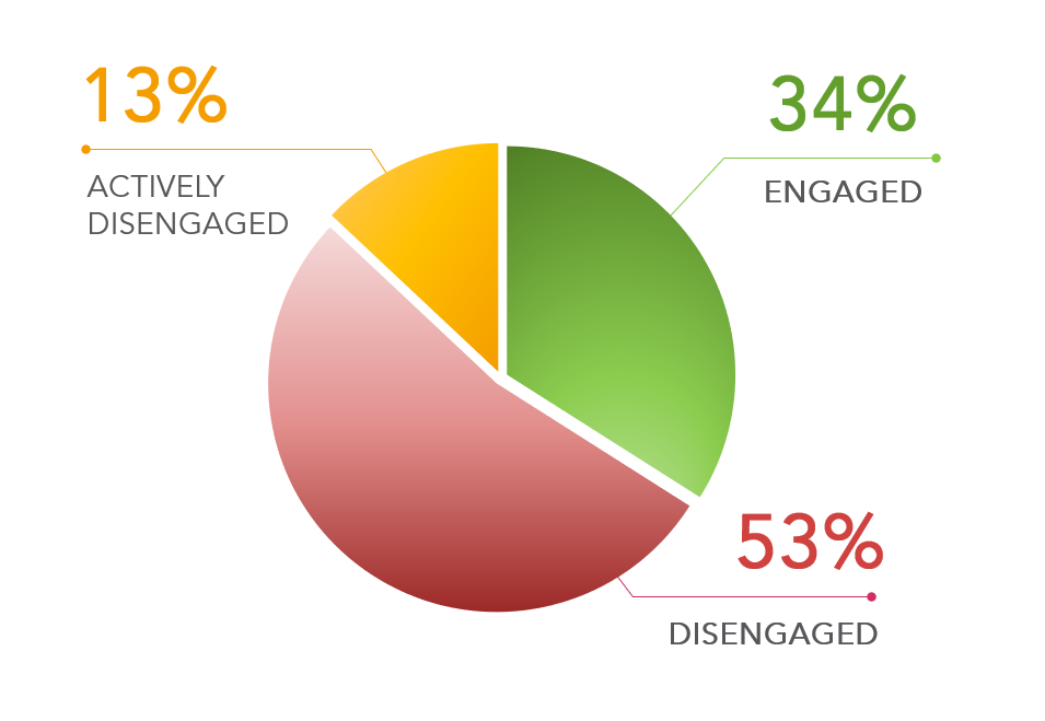 Gallup Employee Engagement Survey 2018