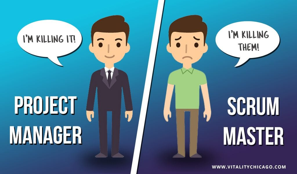 Project Managers Make Lousy Scrum Masters