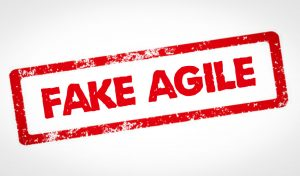 Fake Agile is a Real Thing