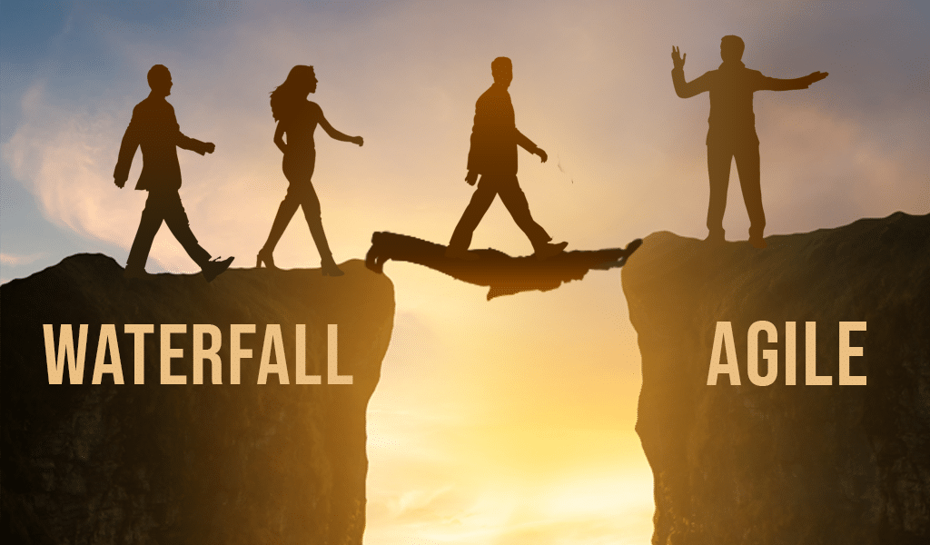 The Messy Middle Ground of Agile Transformation