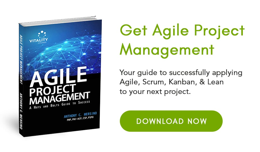 Agile PM book