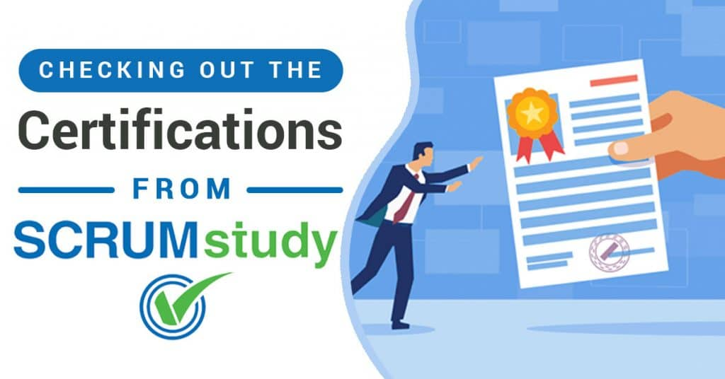 Getting scrum study certifications