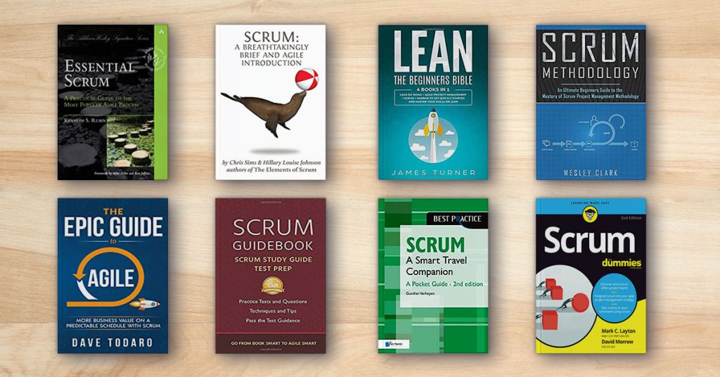 scrum books