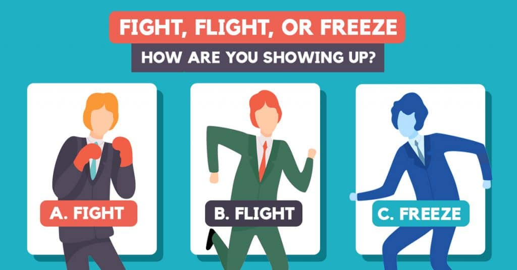 Fight, Flight or Freeze - How Technology Leaders are Showing Up Right Now