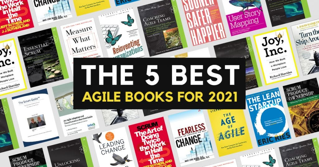 The 5 Best Agile Books for 2020