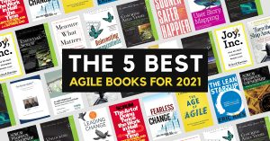 The 5 Best Agile Books for 2021
