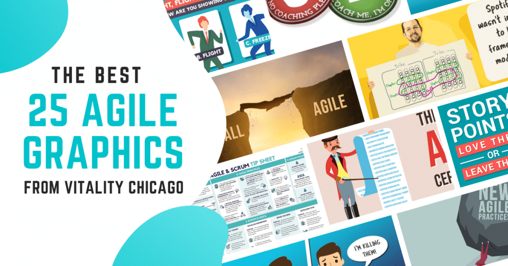 The Best 25 Agile Graphics from Vitality Chicago