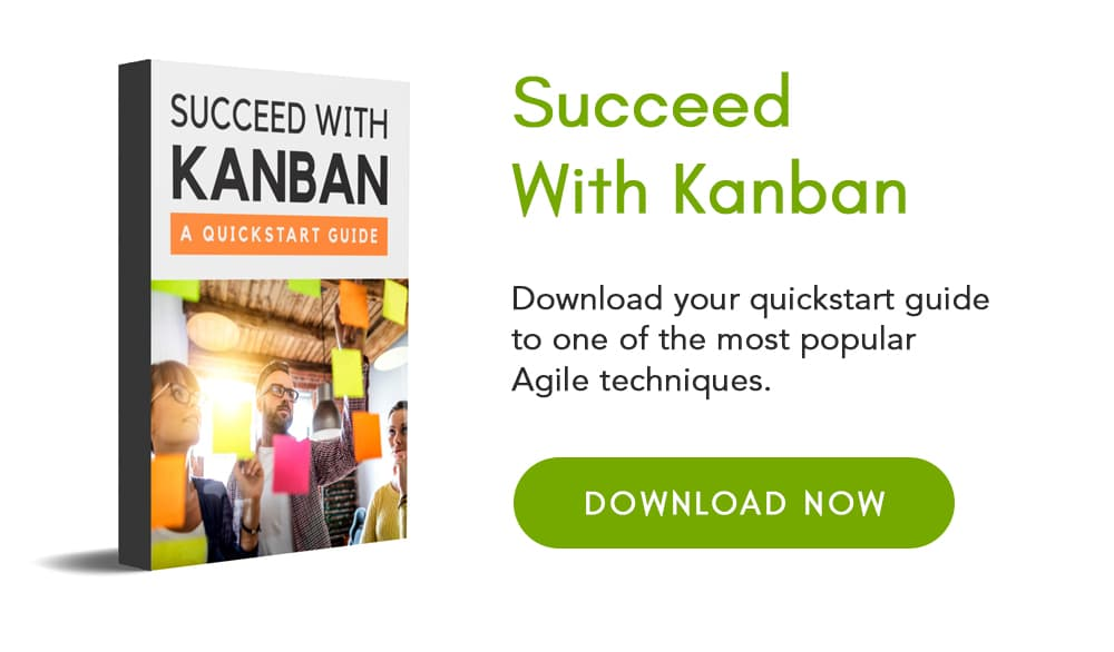 Succeed with Kanban CTA