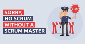 Do You Need a Full Time Scrum Master for Scrum?