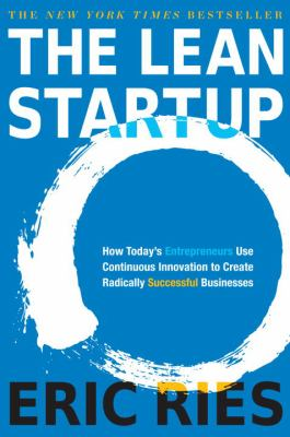 Lean Startup Book from Eric Ries