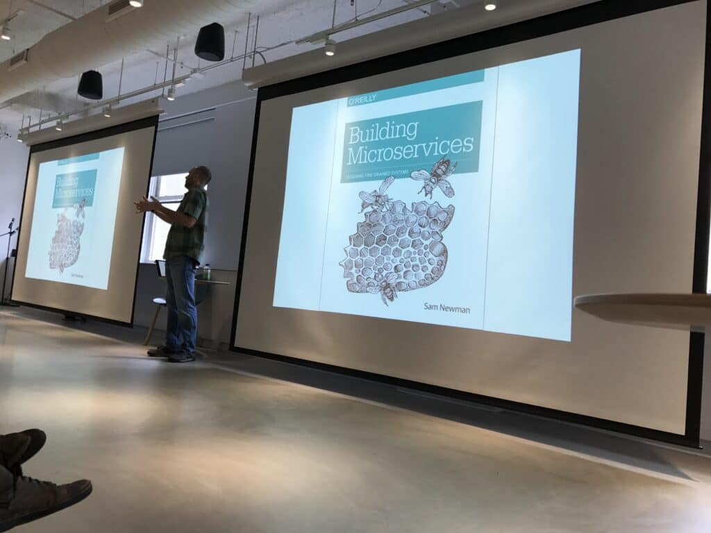 Microservices Training for high performing teams at Pivotal Labs