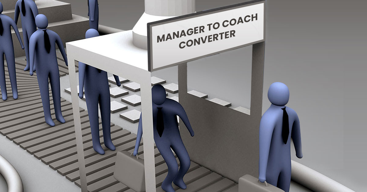 Turn Managers Into Coaches